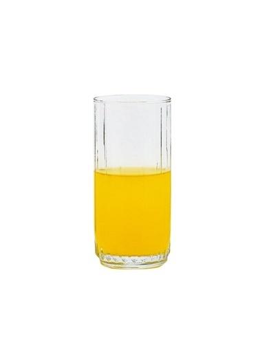 Paşabahçe Paşabahçe 420765 3 Adet Leia Meşrubat Bardagı Renkli